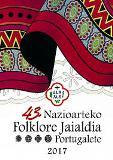 43 Nazioarteko Folklore Jaialdia