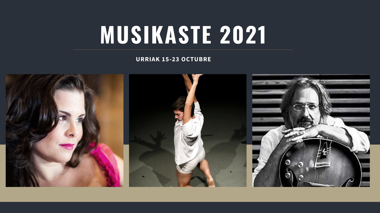Musikaste 2021 Errenterian Urriak 15-23